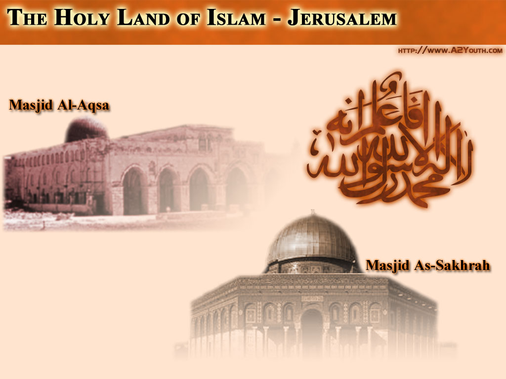 The Holy Land of Islam...