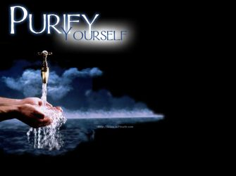 Purify Yourself