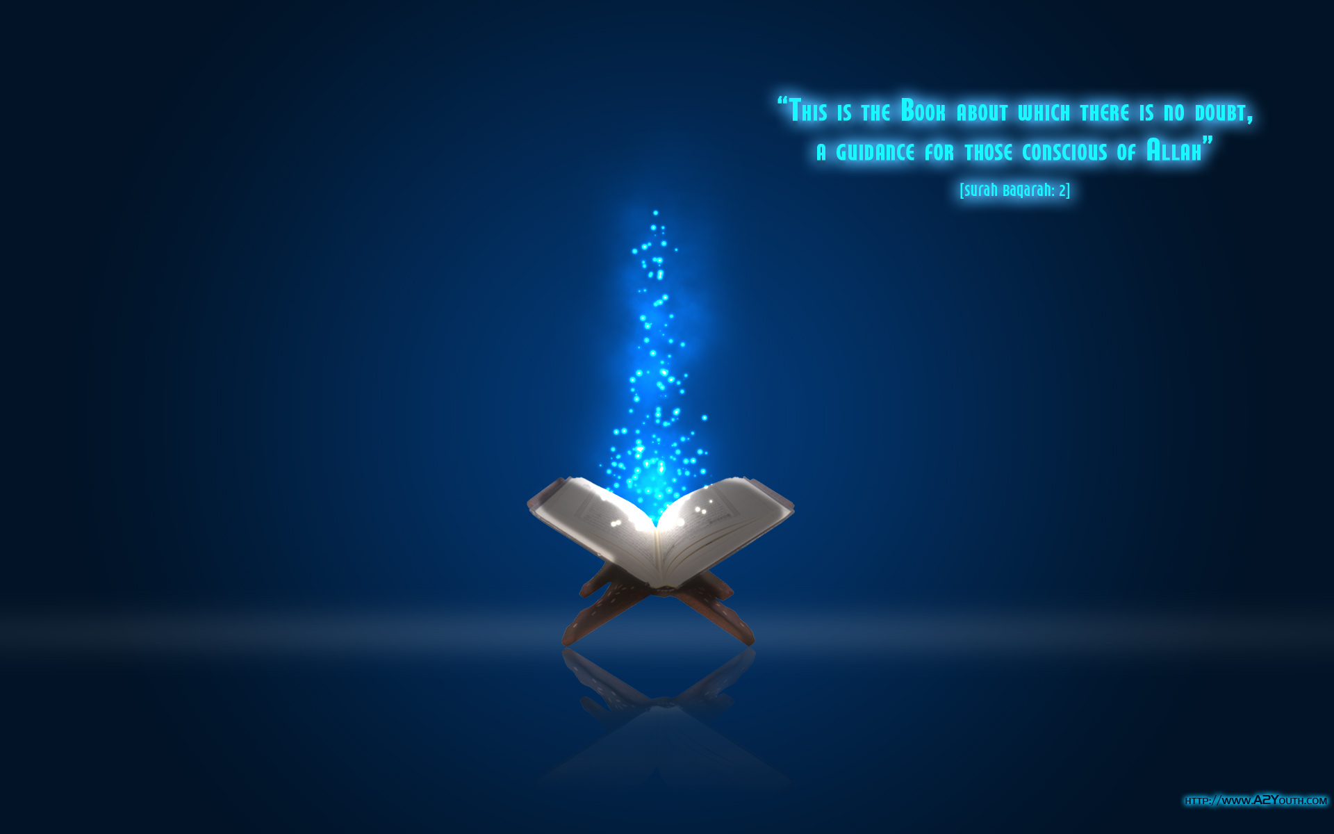 Book of No Doubt - Quran - Islamic Wallpapers - A2Youth.com for islamic light wallpaper  45ifm