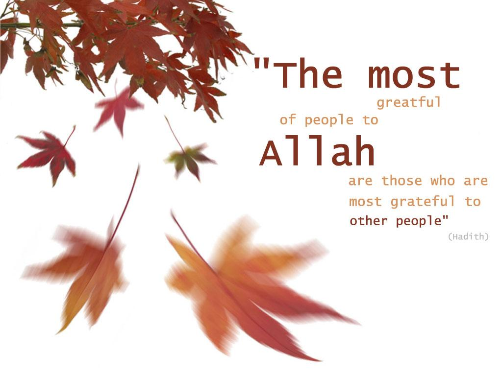 The Most Grateful Nature Islamic Wallpapers A2youthcom